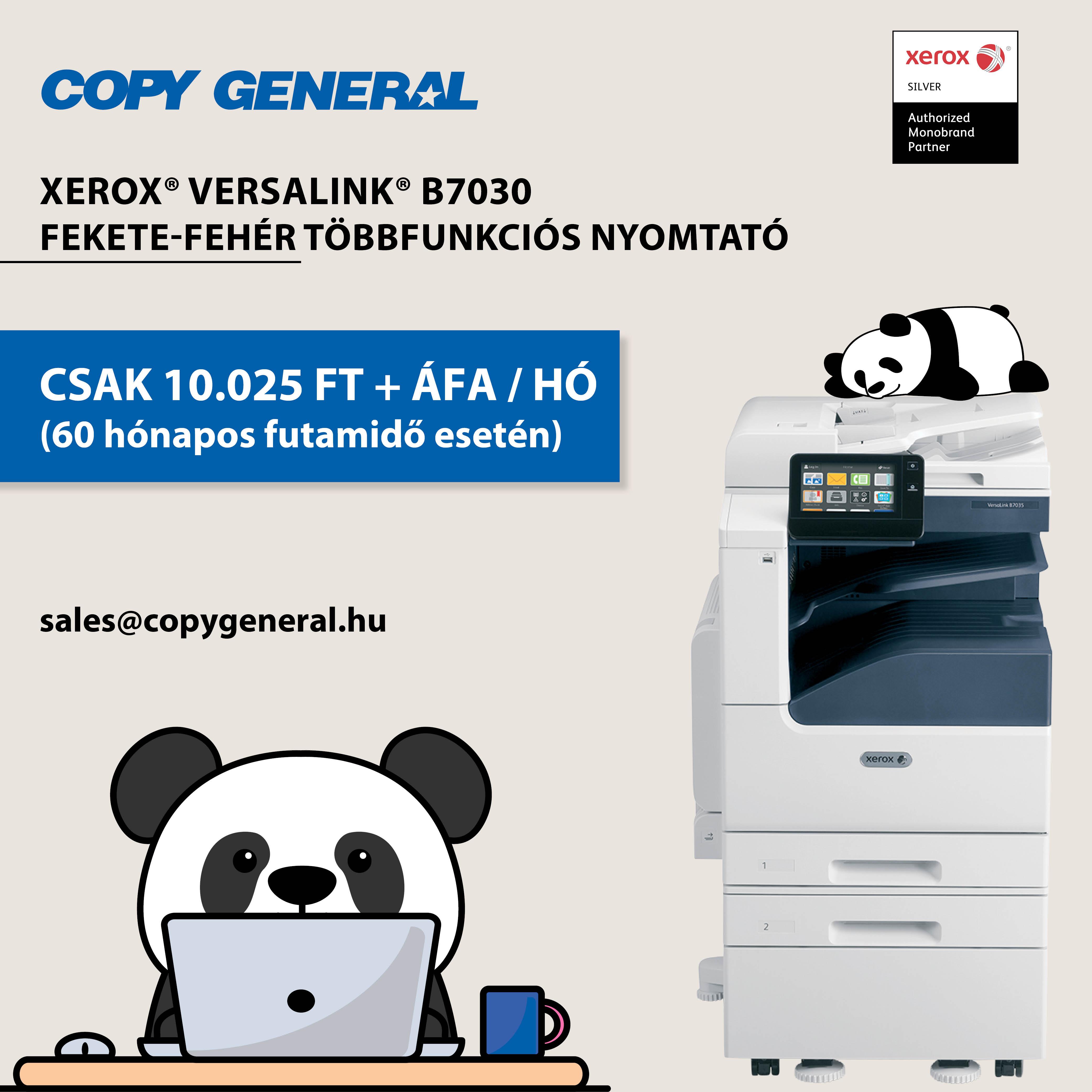 xerox-b7030